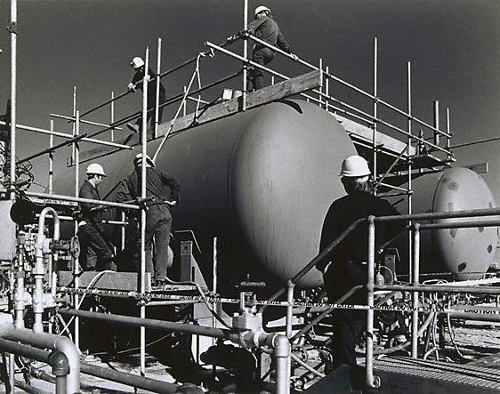 An image of Maintenance, Dullingari Oil Facility, South Australia
