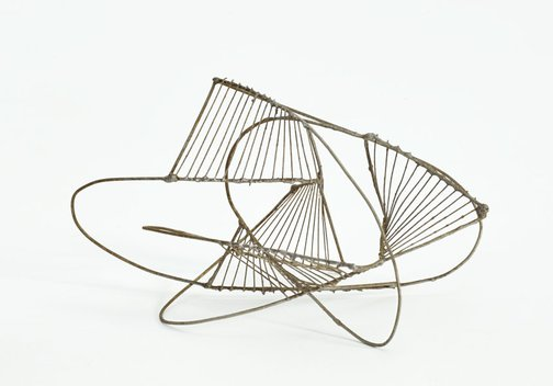 An image of (Untitled maquette for sculpture) by Margel Hinder