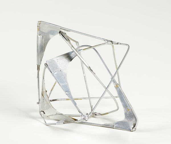 An image of (Untitled maquette for sculpture)