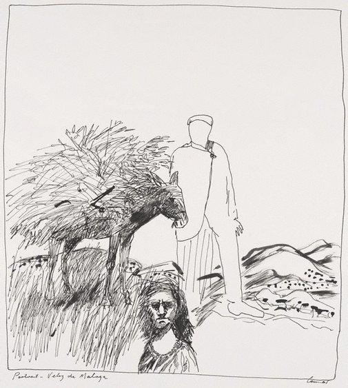An image of Portrait – Velez de Malaga by Kevin Connor