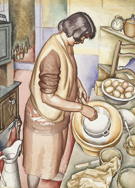 An image of The French kitchen by Weaver Hawkins