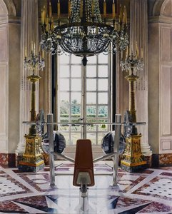 The new Round Room, 2010-2012 by Michael Zavros