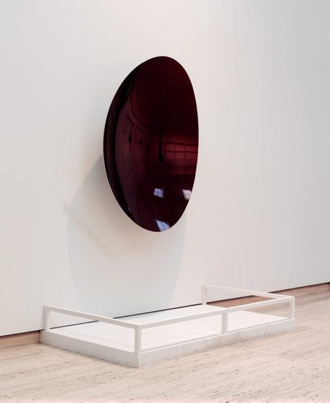 Untitled, (2002) by Sir Anish Kapoor