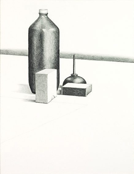 An image of Drawing by Peter Booth