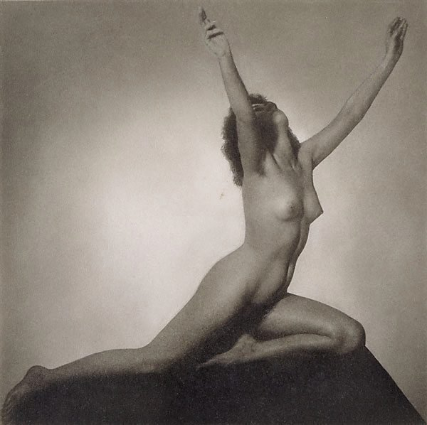 An image of Untitled (Nude study)