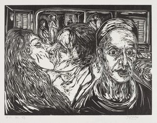 AGNSW collection Salvatore Zofrea Jealousy (1994-1999) 182.2002.13