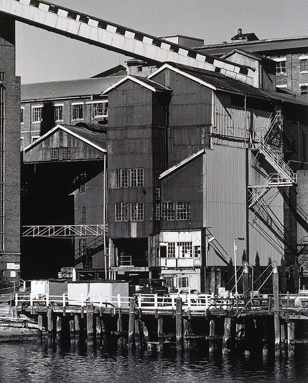 An image of Oil boiler station, coal elevator