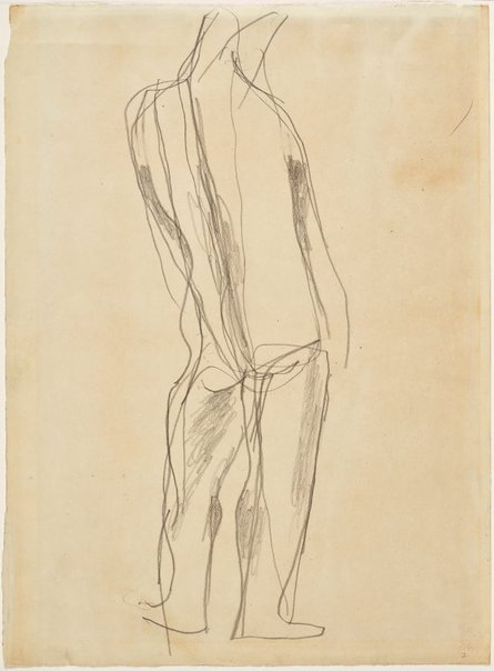 An image of Standing male by Godfrey Miller