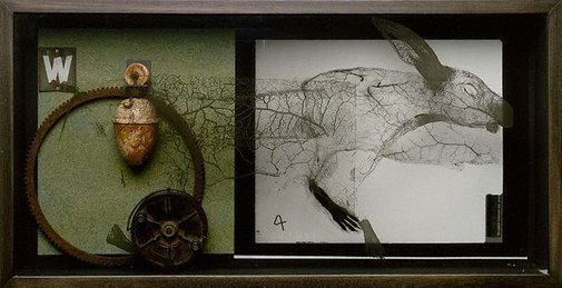 An image of Remains/vestiges: dispersal by Alex Rizkalla