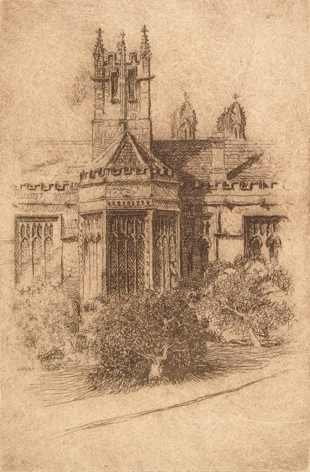 An image of Old Medical School, University of Sydney