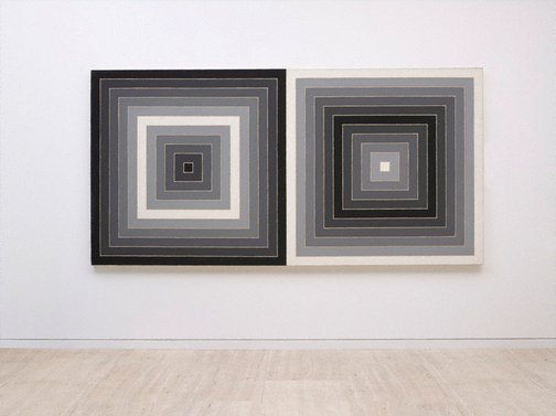 An image of Untitled by Frank Stella