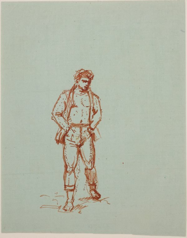 An image of (Male figure)