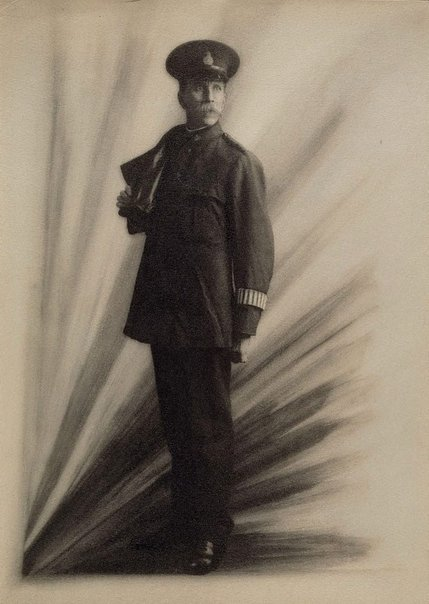 An image of War-time types II: the special constable by Francis J Mortimer
