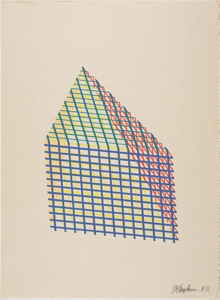 An image of Pyramid by Herbert Flugelman