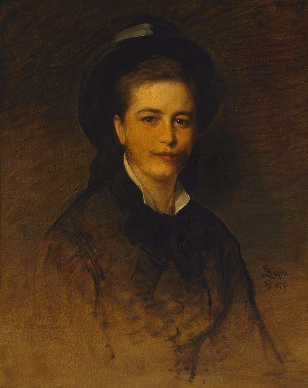 An image of Mrs Carl Pinschof