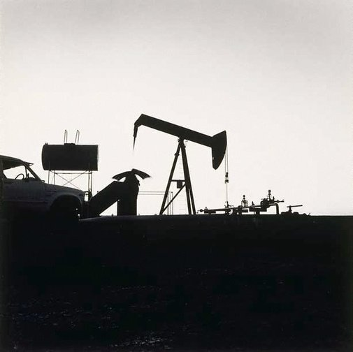 An image of Well, Jackson, Queensland by Tom Balfour