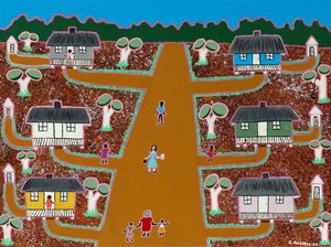 Inspection day, (1994) by Elaine Russell