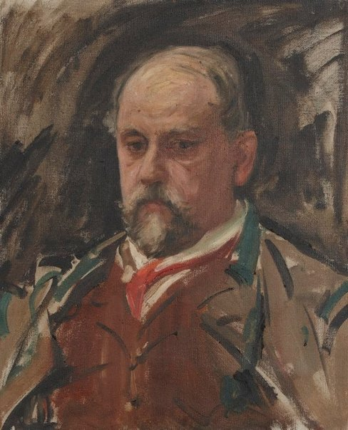 An image of Mr Carl Pinschof by Ambrose Patterson