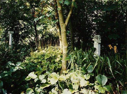 An image of Stonypath by Ian Hamilton Finlay