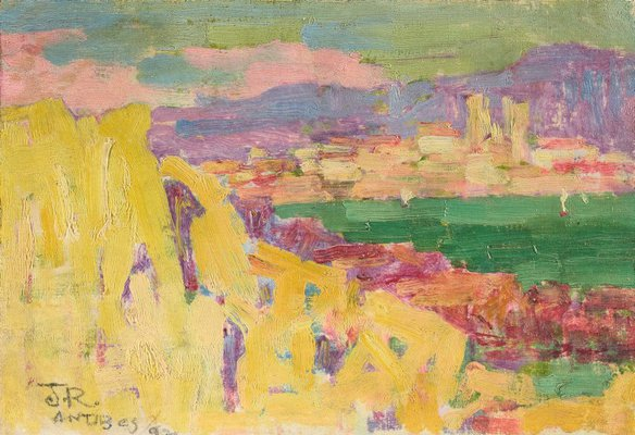 Alternate image of Antibes by John Russell