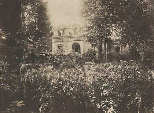 An image of Max Klinger's house in Leipzig by Unknown