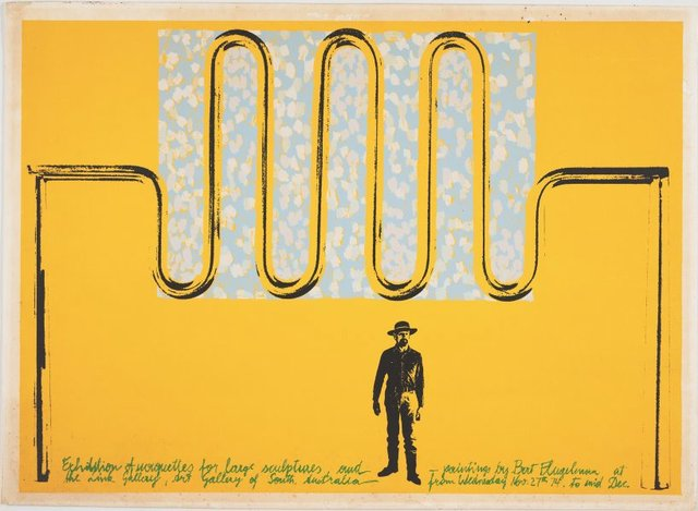 An image of (Poster for Art Gallery of South Australia exhibition)
