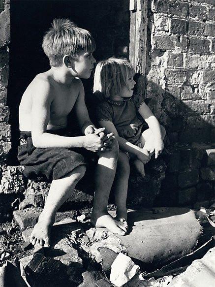 An image of Redfern children