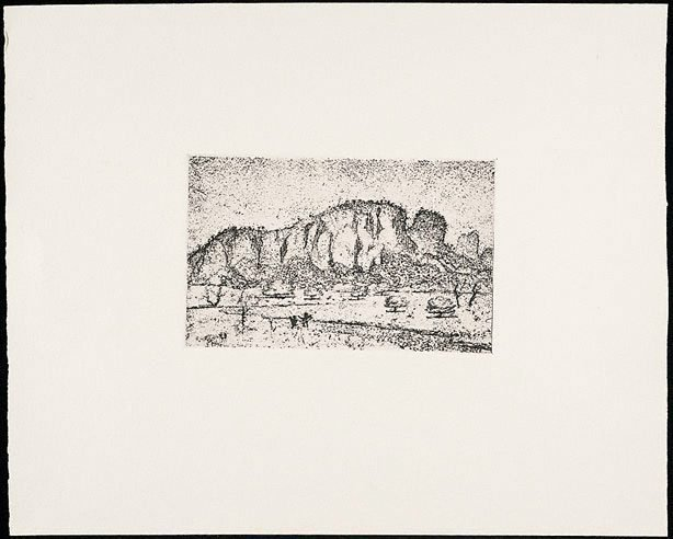 An image of Macdonnell Ranges, Central Australia II