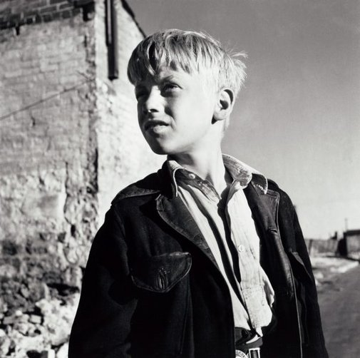 An image of Surry Hills boy 1 by David Moore