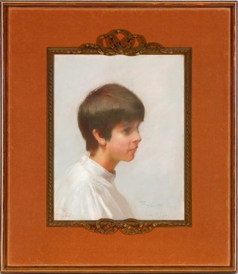 Alternate image of Louise Pinschof by Tom Roberts