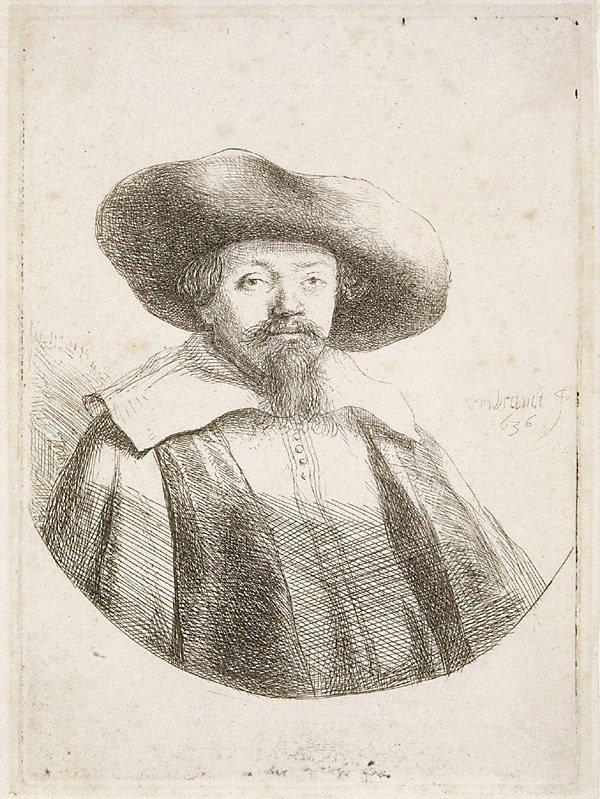An image of Samuel Manasseh Ben Israel, Jewish author
