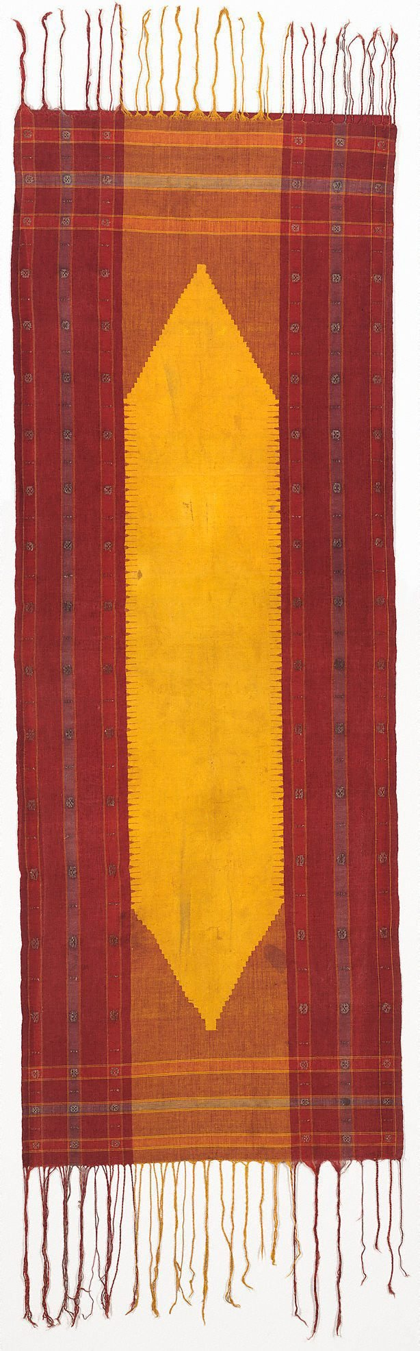 An image of Selimat or scarf
