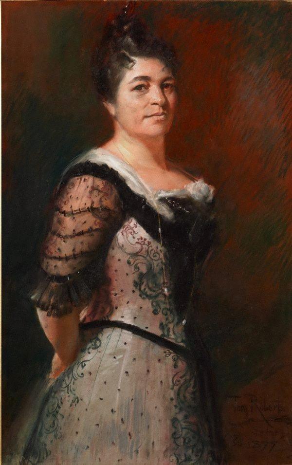 An image of Elise Pinschof Wiederman