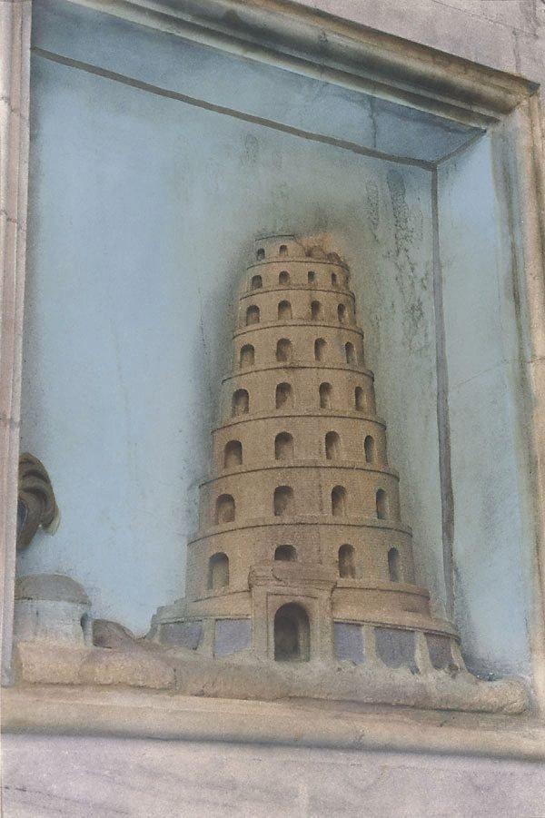 An image of Tower of Babel, Duomo Milan