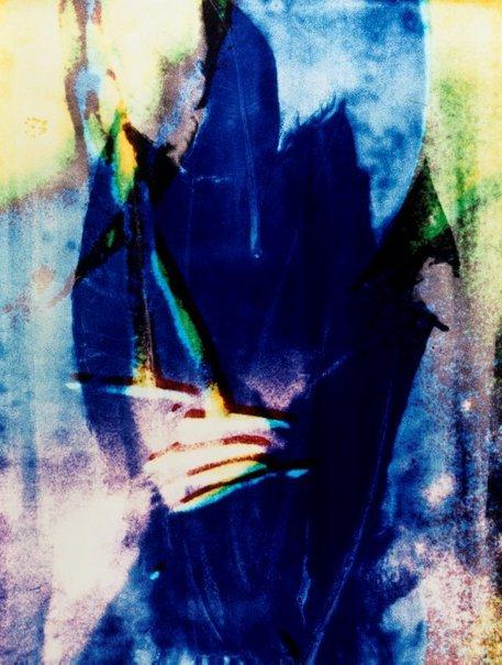 An image of Blue leaves by Juliana Swatko