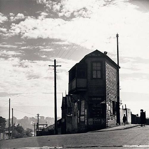 An image of Edgecliff, Sydney by David Moore