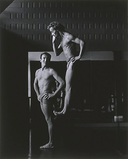 An image of Untitled (Kelvin Coe and Graeme Murphy) by Branco Gaica