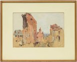 Alternate image of Ruins, Peronne by Arthur Streeton