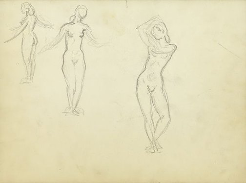 An image of Sketchbook by Arthur Fleischmann
