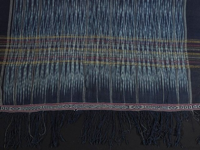 An image of 'Ulos' (cloth)