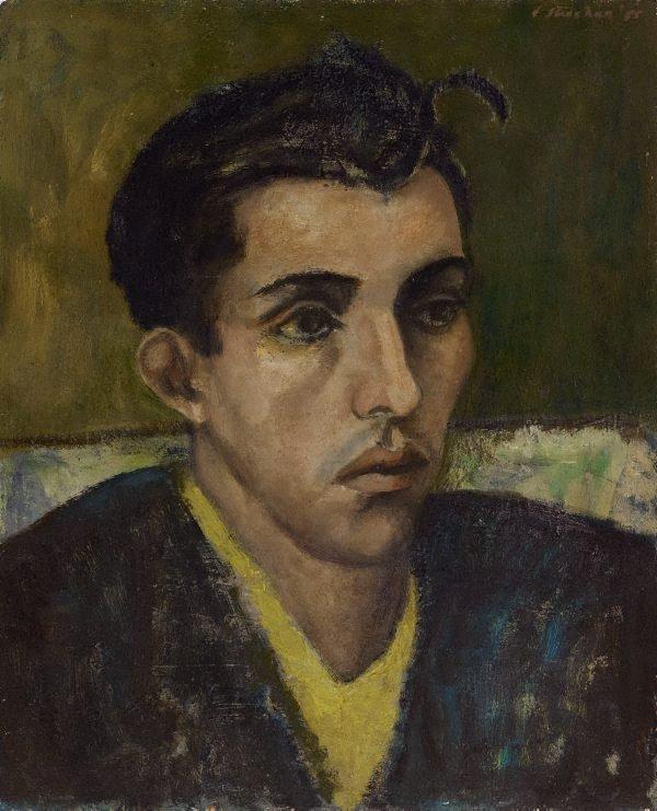 An image of Portrait of Alexandre Sarrés