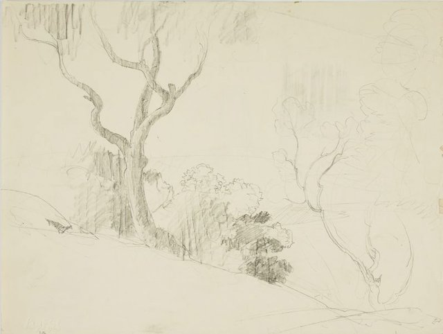 An image of Hillside view