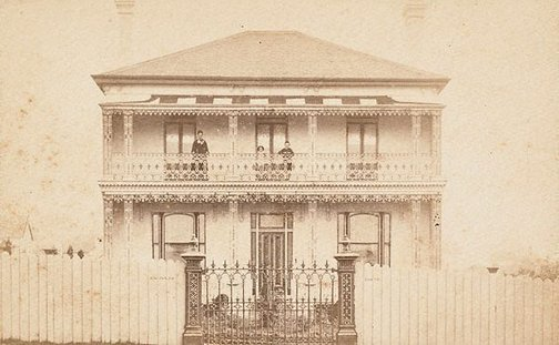 An image of Untitled (House, Sydney) by Charles Bayliss