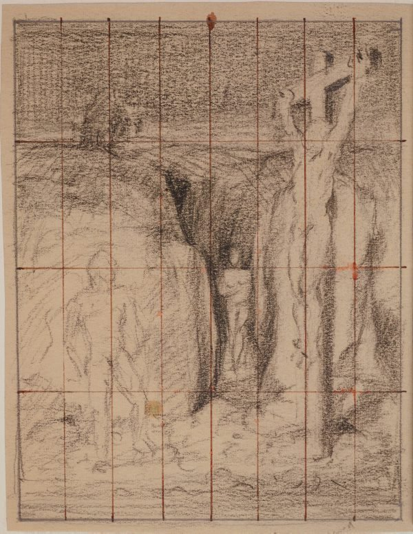 An image of (Compositional study)