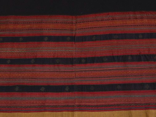 An image of 'Selendang' (ceremonial shoulder cloth) by