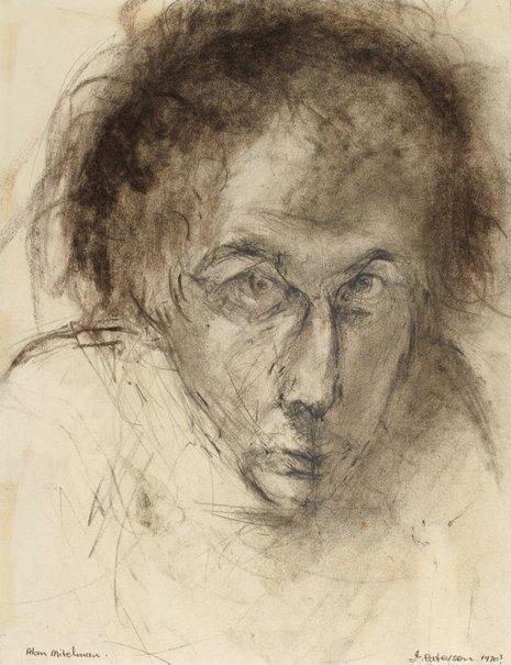 An image of Alan Mitelman by Jim Paterson