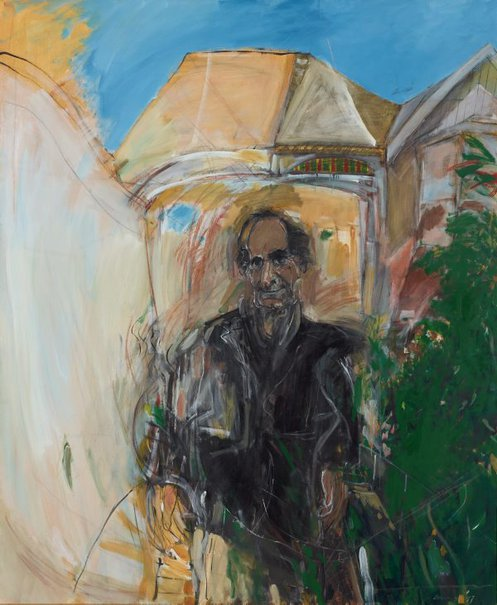 An image of Portrait of Robert Klippel by Kevin Connor