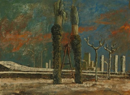 An image of Outlying districts by Rick Amor