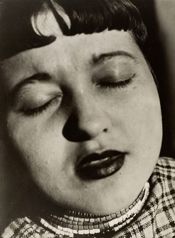 An image of Untitled (portrait of Hilde Rantzch)