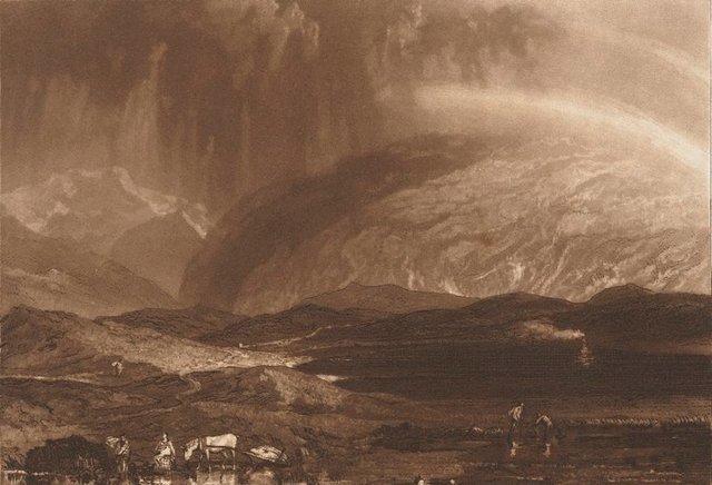 An image of Peat bog, Scotland